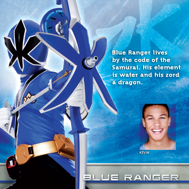 Power Rangers Oujastrikes Blogs