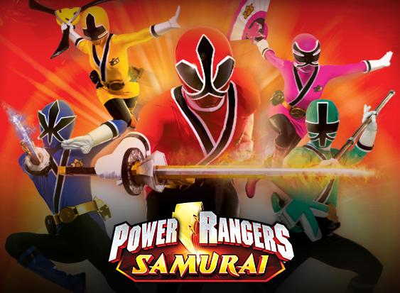 Power Rangers Samurai: Heads or Tails